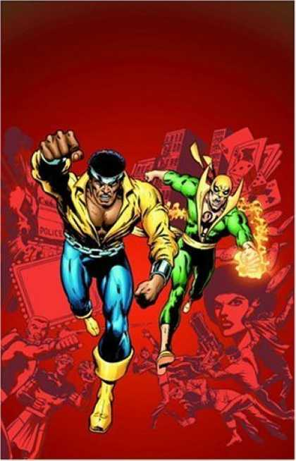 Bestselling Comics (2006) - Essential Luke Cage/Power Man, Vol. 2 (Marvel Essentials) by Don McGregor - Leaving Sodom - Opposite Heroes - The Dark And The Ugly - My What A Nice Chest I Have - Driven From Hell
