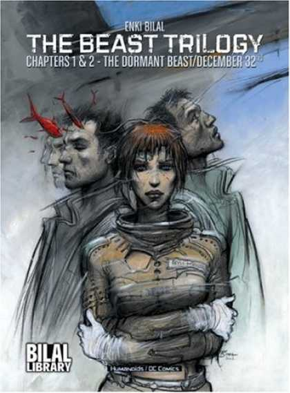 Bestselling Comics (2006) - Beast Trilogy, The: Chapters 1 & 2 - The Dormant Beast/December 32nd by Enki Bil