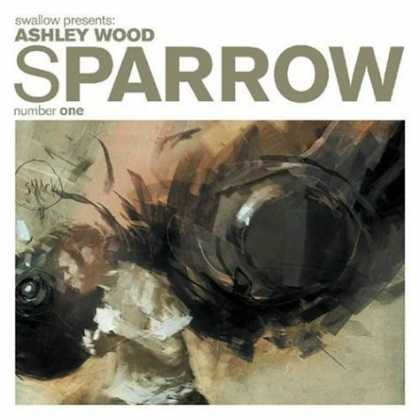 Bestselling Comics (2006) - Sparrow: Ashley Wood by Ashley Wood