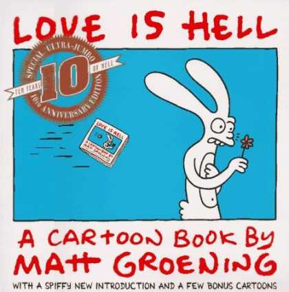 Bestselling Comics (2006) - Love Is Hell by Matt Groening