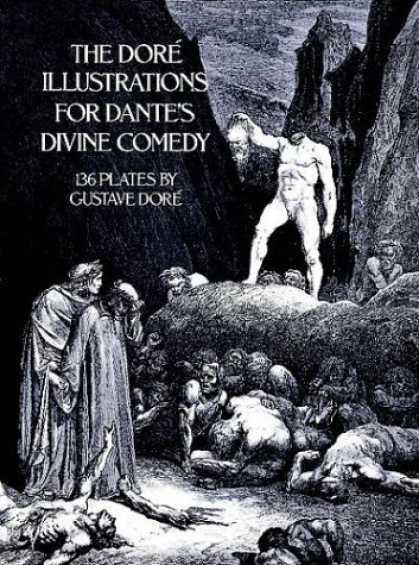 Bestselling Comics (2006) - The Dore Illustrations for Dante's Divine Comedy by Gustave Dore - Dante - Gustave Dore - Divine Comedy - Illustrations - Seven Sins