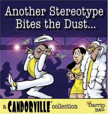 Bestselling Comics (2006) - Another Stereotype Bites the Dust: A Candorville Collection by Darrin Bell - Snap - Cap - Leg - Shoe - Coat