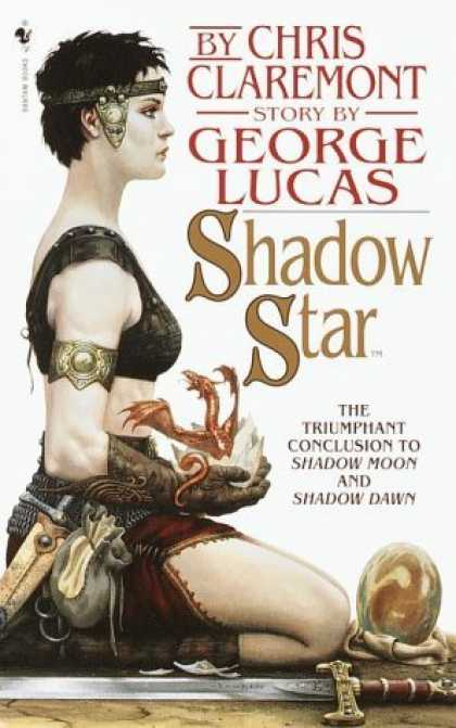 Bestselling Comics (2006) - Shadow Star (Chronicles of the Shadow War, Book 3) by Chris Claremont - Magic Egg - Sword - George Lucas Story - Chris Claremont Presents - Dragon