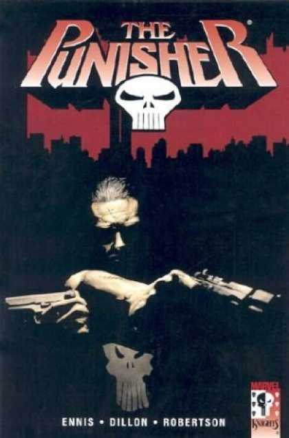 Bestselling Comics (2006) - The Punisher, Vol. 2 by Garth Ennis