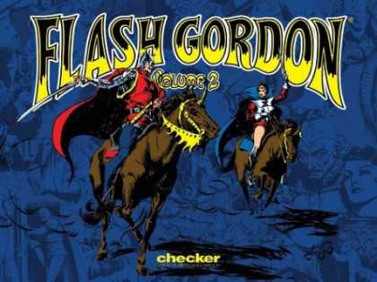 Bestselling Comics (2006) - Alex Raymond's Flash Gordon, Vol. 2 (Alex Raymond's Flash Gordon) by Alex Raymon - Flash Gordon - Volume 2 - Checker - Horses - Knights