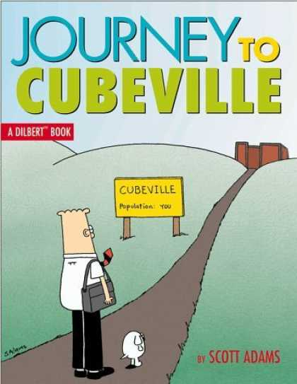 Bestselling Comics (2006) - Journey To Cubeville-Dilbert Collection #12 (Adams, Scott, Dilbert Book.) by Ada