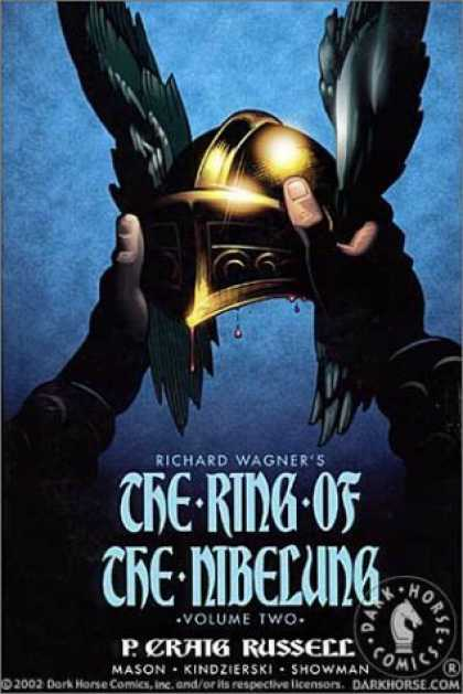 Bestselling Comics (2006) - The Ring of the Nibelung Book 2: Siegfried & Gotterdammerung: The Twilight of th - Mason - P Craig Russel - Richard Wagner - Volume Two - The Ring Of The Nibelung