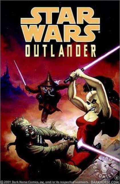 Bestselling Comics (2006) - Outlander - The Exile of Sharad Hett (Star Wars: Ongoing, Volume 2) by Timothy T