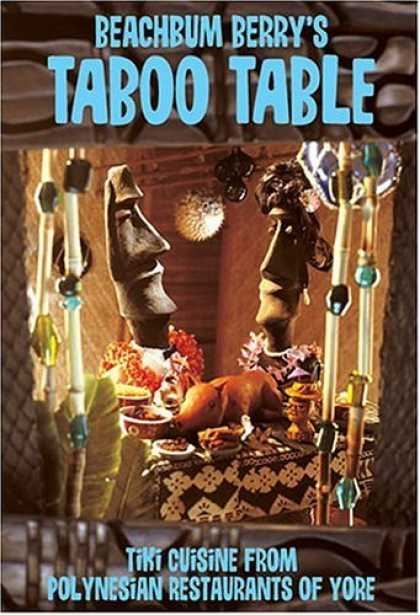 Bestselling Comics (2006) - Beachbum Berry's Taboo Table by Jeff Berry - Feast - Voodoo - Partners - Pig - Husband And Wife