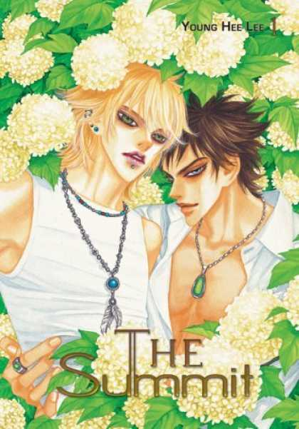 Bestselling Comics (2006) - The Summit v01 (Boys Love) by Young Hee Lee - The Summit - Young Hee Lee - Necklaces - Boys - Eyeliner