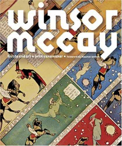 Bestselling Comics (2006) - Winsor McCay : His Life and Art by John Canemaker - Slant - Top Hat - Cat - Horse - Bunny