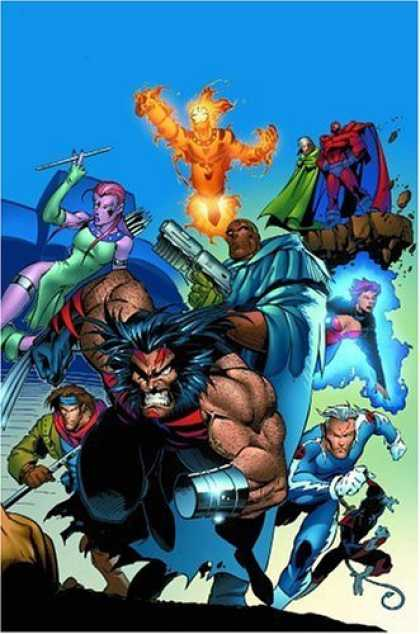 Bestselling Comics (2006) - X-Men: The Complete Age of Apocalypse Epic, Book 2 by Fabian Nicieza