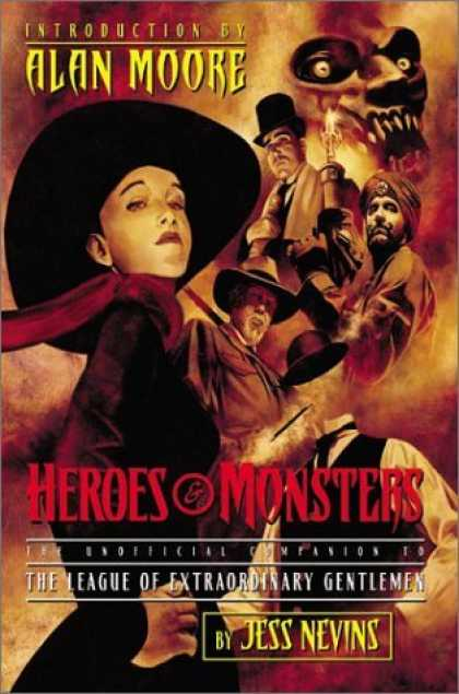Bestselling Comics (2006) - Heroes & Monsters: The Unofficial Companion to the League of Extraordinary Gentl