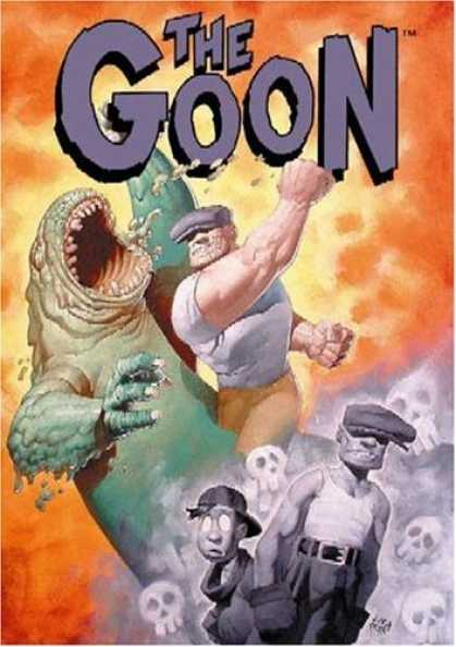 Bestselling Comics (2006) - The Goon: My Murderous Childhood (and Other Grievous Yarns) Vol. 2 by Eric Powel - Ghosts - Monster - Man - Muscle - Scary