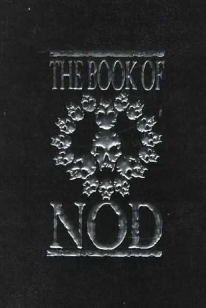Bestselling Comics (2006) - The Book of Nod by Sam Chupp - Nod - Skulls - Peace Sign - Black Cover - Chrome
