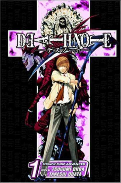 Bestselling Comics (2006) - Death Note, Vol. 1 (Death Note (Graphic Novels)) by Tsugumi Ohba