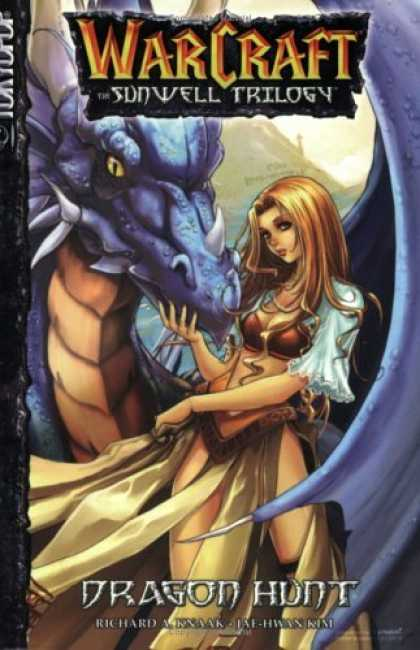 Bestselling Comics (2006) - Dragon Hunt (Warcraft: The Sunwell Trilogy, Book 1) by Richard A. Knaak - Warcraft - Sunwell Trilogy - Dragon Hunt - Richard Knack - Jae-hwan Kim