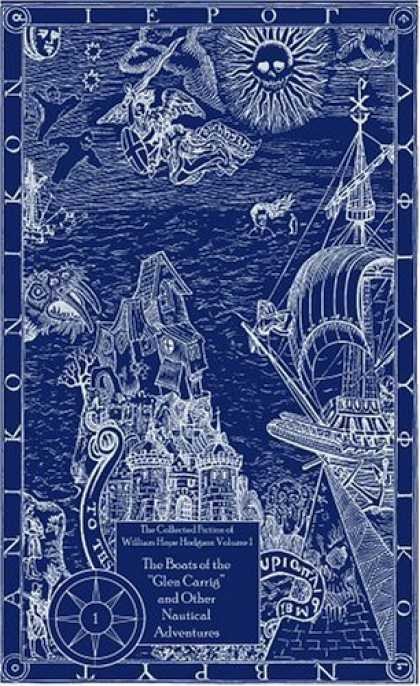"Bestselling Comics (2006) - Boats of the ""Glen Carrig"" and Other Nautical Adventures (The Collected Fiction"