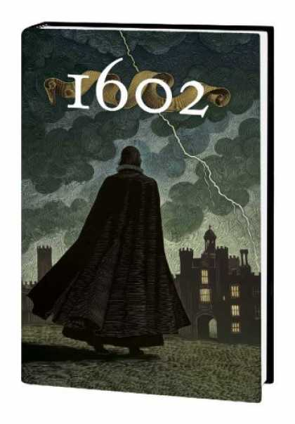 Bestselling Comics (2006) - Marvel 1602 by Neil Gaiman - 1602 - Book - Drawing - Lighting - Thunder