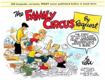 Bestselling Comics (2006) - The Family Circus by Bil Keane