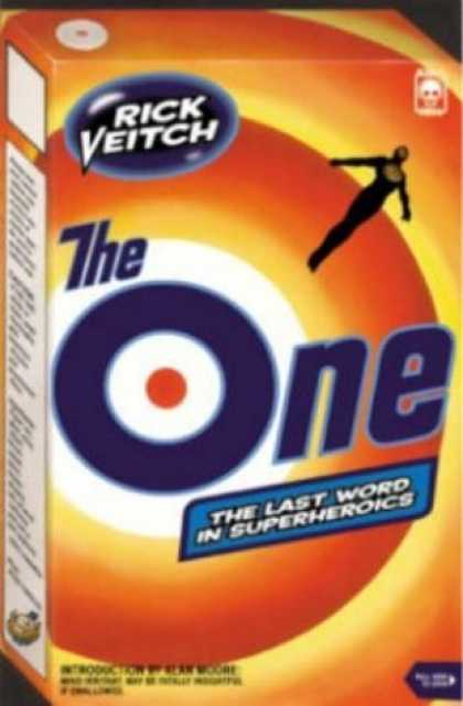 Bestselling Comics (2006) - The One: The Last Word In Superheroics by Rick Veitch