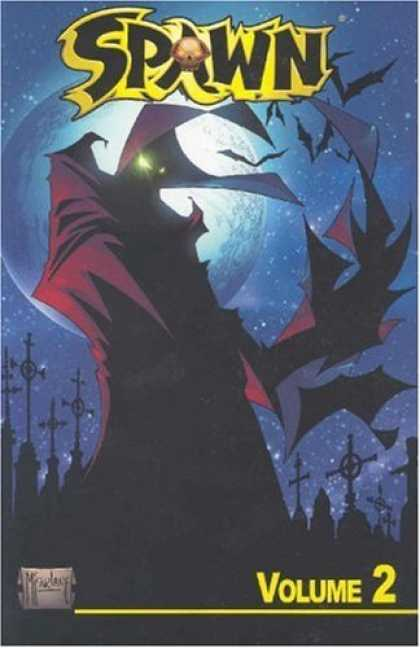 Bestselling Comics (2006) - Spawn Collection Volume 2 by Todd McFarlane