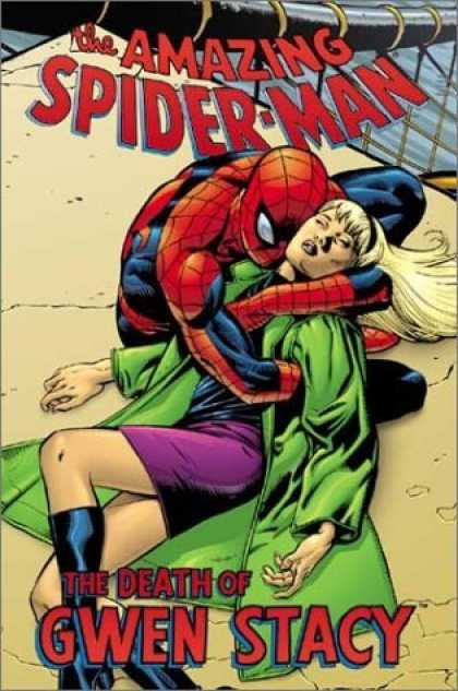 Bestselling Comics (2006) - Spider-Man: Death Of Gwen Stacy TPB (Spider-Man (Marvel)) by Stan Lee