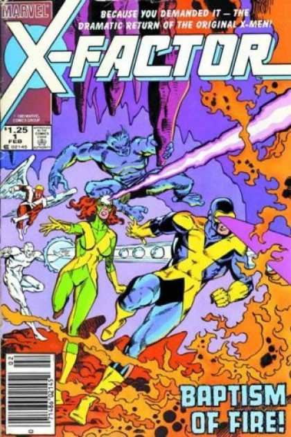 Bestselling Comics (2006) - Essential X-Factor, Vol. 1 (Marvel Essentials) by Roger Stern - Marvel - Marvel Comics - X-factor - X-men - Xmen