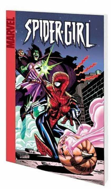 Bestselling Comics (2006) - Spider-Girl Vol. 4: Turning Point (Spider-Man) by Tom DeFalco - Marvel - Marvel Comics - Spider-girl - Goblin - Green Goblin