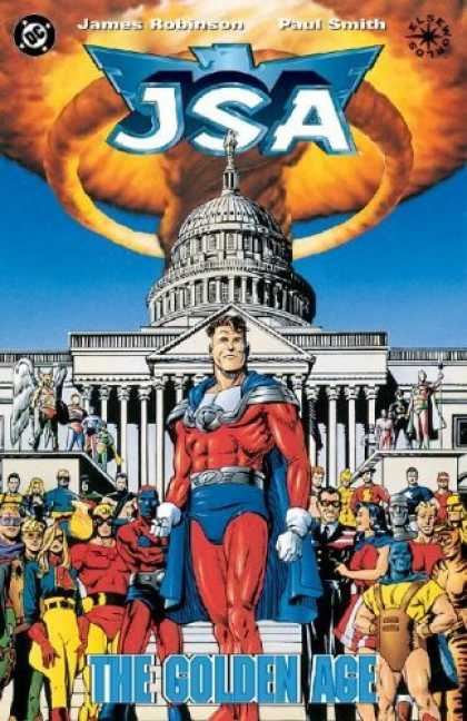 Bestselling Comics (2006) - JSA: The Golden Age (Elseworlds) by James Robinson