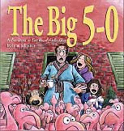 Bestselling Comics (2006) - The Big 5-0: A For Better Or For Worse Collection by Lynn Johnston