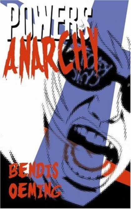 Bestselling Comics (2006) - Powers Vol. 5: Anarchy by Brian Michael Bendis