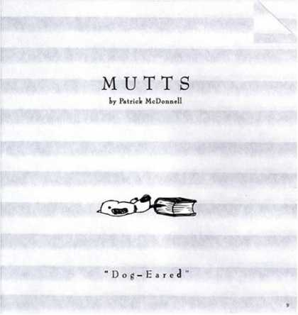 Bestselling Comics (2006) - Dog-Eared: Mutts 9 (Mutts) by Patrick McDonnell - Mutts - By Patrick Mcdonnell - Dog Eared - Book - Sleeping
