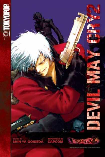 Bestselling Comics (2006) - Devil May Cry 2 by Capcom