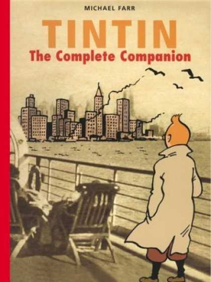 Bestselling Comics (2006) - Tintin: The Complete Companion by Michael Farr
