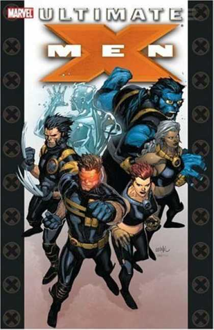 Bestselling Comics (2006) - Ultimate X-Men: Ultimate Collection Book 1 by Mark Millar - X-men - Marvel - Ultimate