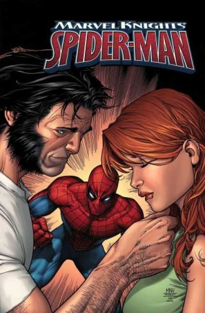 Bestselling Comics (2006) - Marvel Knights Spider-Man Volume 4: Wild Blue Yonder Tpb (Spider-Man (Graphic No - Marvel Knights - Spider-man - Wolverine - Super-hero - Woman