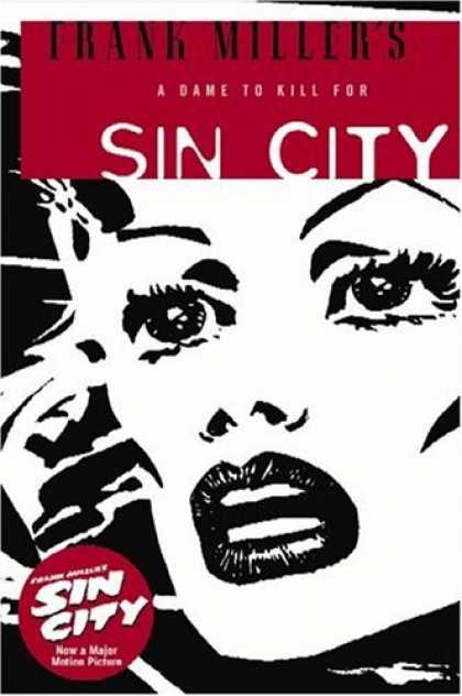 Bestselling Comics (2006) - A Dame to Kill For (Sin City, Book 2: Second Edition) by Frank Miller