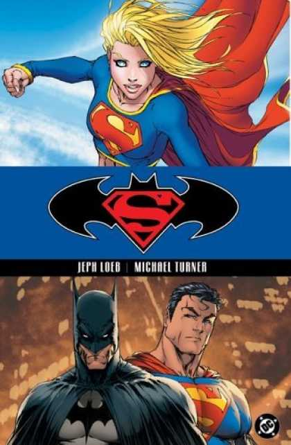 Bestselling Comics (2006) - Superman/Batman Vol. 2: Supergirl by Jeph Loeb - Jeph Loeb - Michael Turner - Supergirl - Batman - Superman