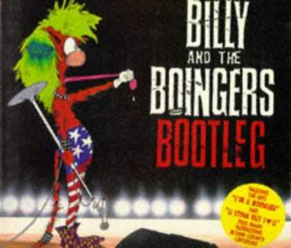 Bestselling Comics (2006) - Billy and the Boingers Bootleg (Bloom County Book) by Berke Breathed