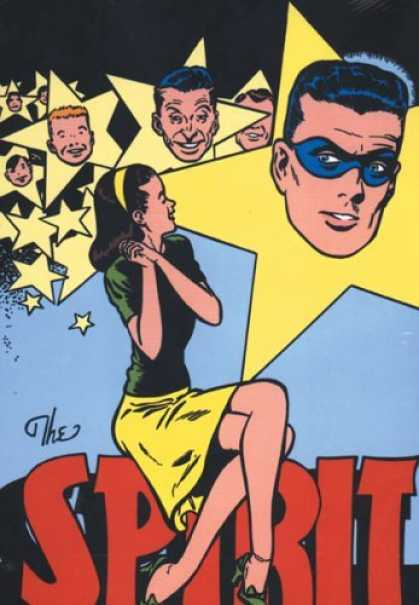Bestselling Comics (2006) - The Spirit Archives, Volume 20 by Will Eisner