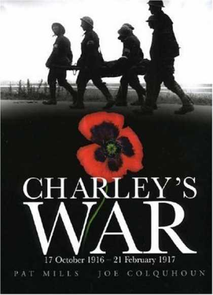 Bestselling Comics (2006) - Charley's War: 17 October 1916 – 21 February 1917 (Charley's War) by Pat Mil