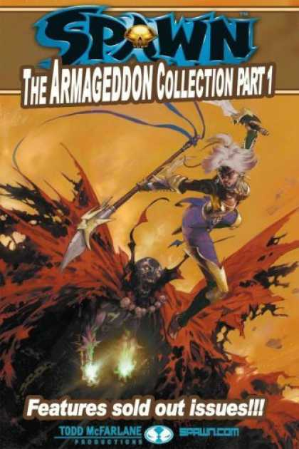 Bestselling Comics (2006) - Spawn: The Armageddon Collection Part 1 by Todd McFarlane