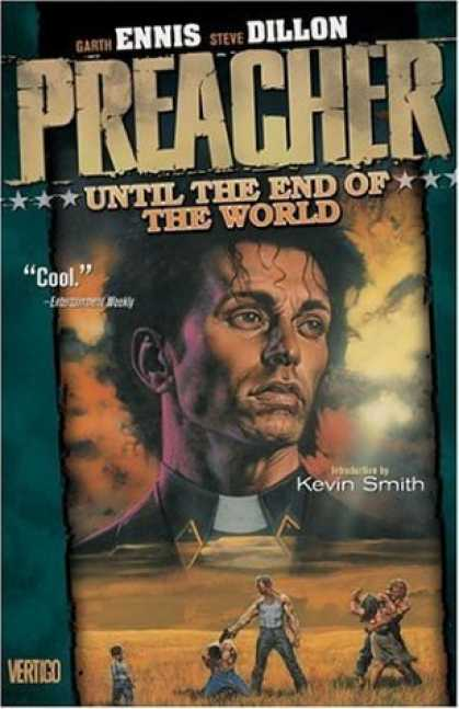Bestselling Comics (2006) - Preacher Vol. 2: Until the End of the World by Garth Ennis