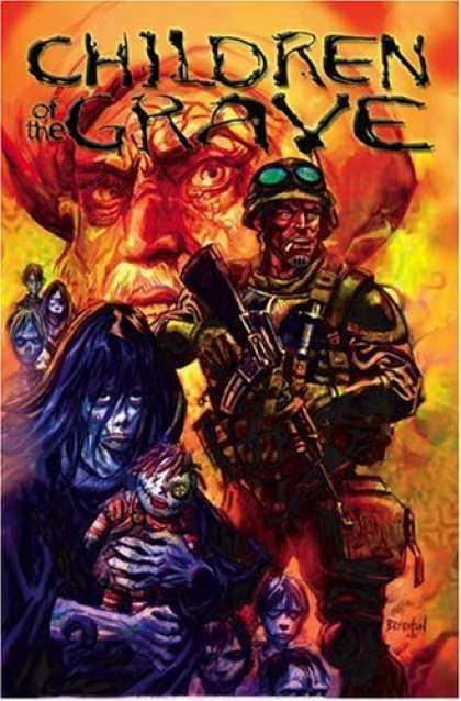 Bestselling Comics (2006) - Children Of The Grave by Tom Waltz