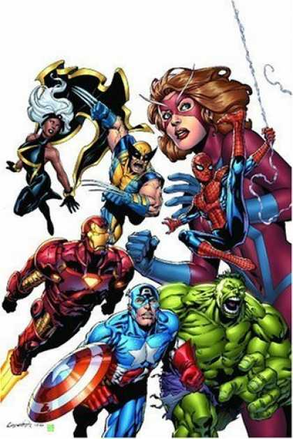 Bestselling Comics (2006) - Marvel Adventures The Avengers Vol. 1: Heroes Assembled by Jeff Parker