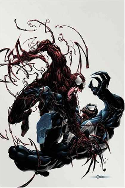 Bestselling Comics (2006) - Venom Vs. Carnage TPB (Spider-Man) by Peter Milligan