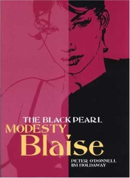 Bestselling Comics (2006) - Modesty Blaise: The Black Pearl (Modesty Blaise (Graphic Novels)) by Peter O'Don