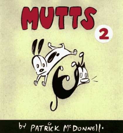 Bestselling Comics (2006) - Cats And Dogs: Mutts II (Mutts) by Patrick McDonnell