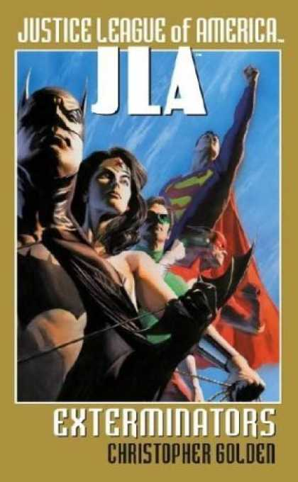 Bestselling Comics (2006) - Exterminators (Justice League of America) by Christopher Golden